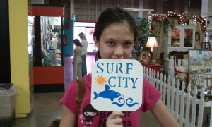 Lizzie's Surf City Fan. Click photo for full size.