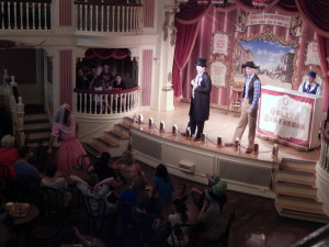 The Golden Horseshoe Corral. Click photo for full size.
