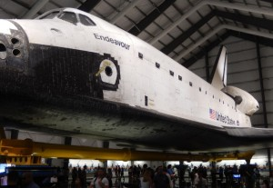 The Endeavour. Click photo for full size.