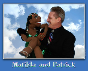Matilda and Patrick. Click photo for full size.
