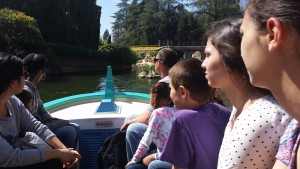 Storybook Land Canal Boats - Josiah, Victoria, and Lizzie on the left. Click photo for full size.