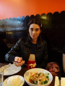 Sarah at Sweet Basil. Click photo for full size.