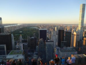 Central Park from Top of the Rock. Click photo for full size.