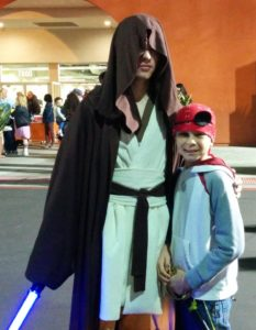 Obi-wan and Josiah. Click photo for full size.
