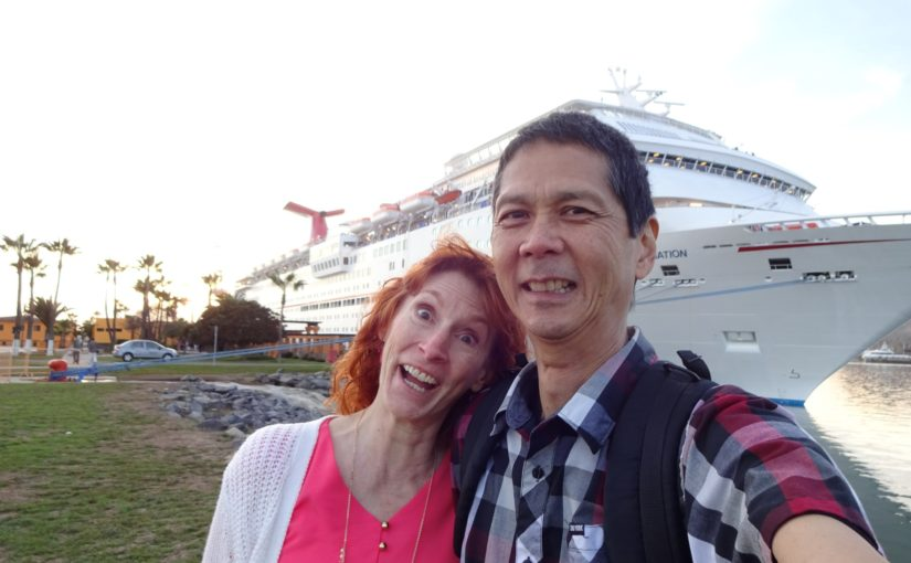 Carnival Imagination Day 3 – Silly Pictures
