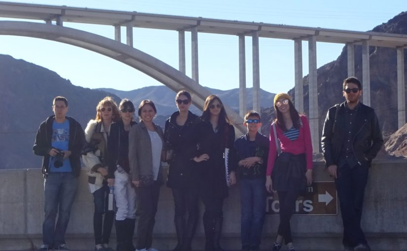 Visiting the Mike O'Callaghan-Pat Tillman Memorial Bridge and the Hoover Dam