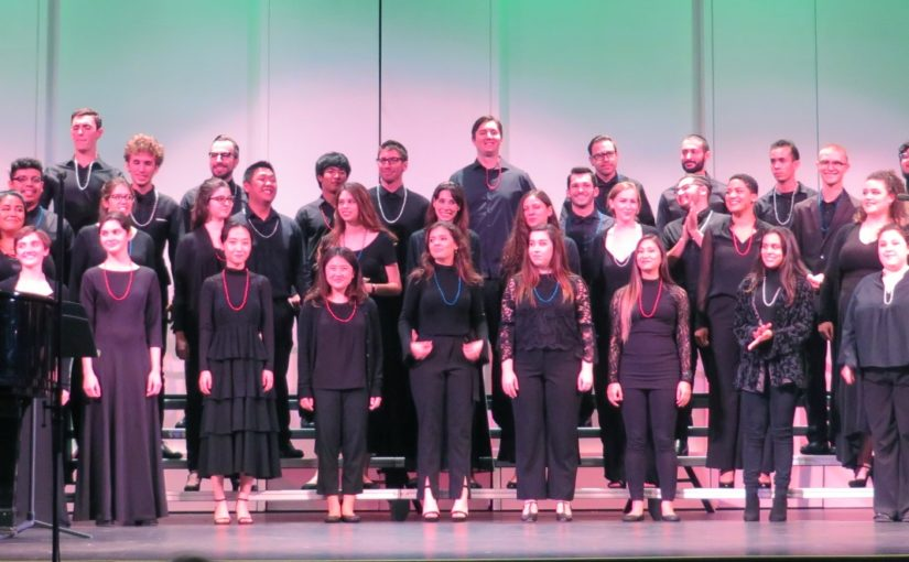 OCC Fall Choral-Vocal Showcase